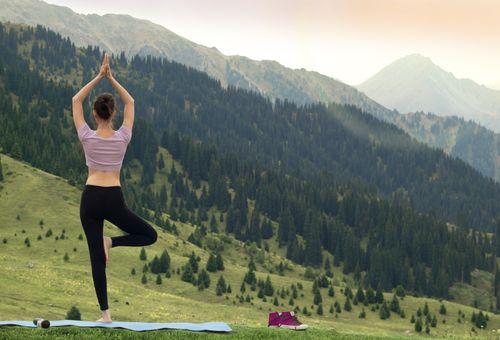 Vacanza yoga in Val di Sole cover