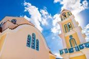 chiesa ortodossa a diafani karpathos