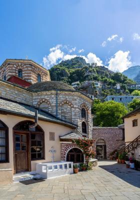monasteri monte athos in grecia