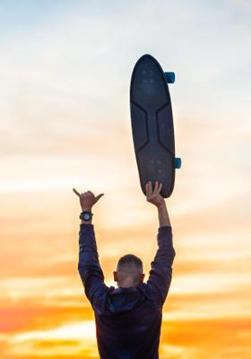 lezioni di surfskate in spagna