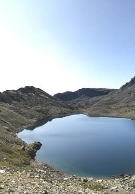 lago grande di viso monviso