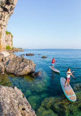 stand up paddle in sardegna