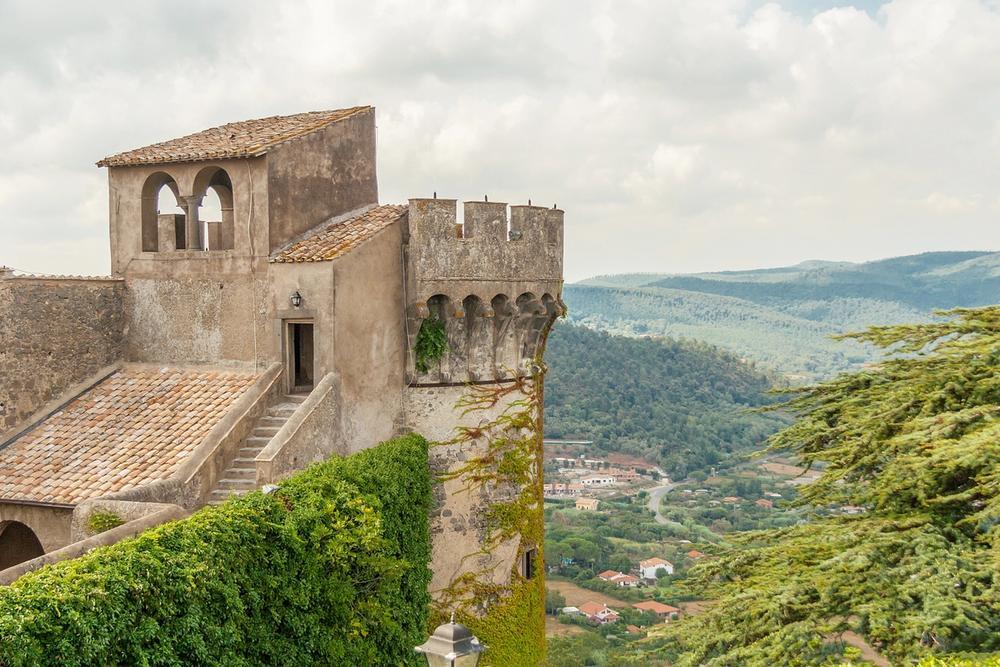castello di bracciano roma