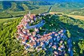 motovun in croazia
