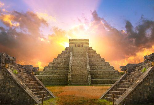 Messico Maya cover