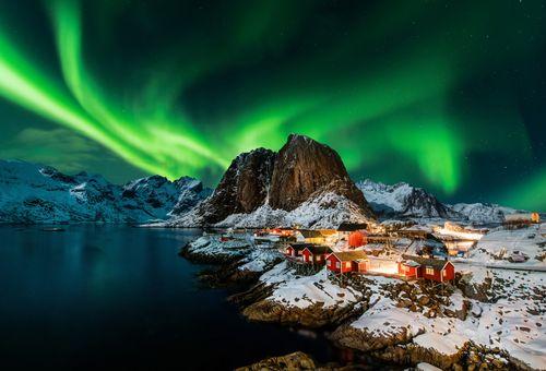 Viaggio alle isole Lofoten e Capo Nord cover