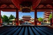 tempio rosso di senso ji