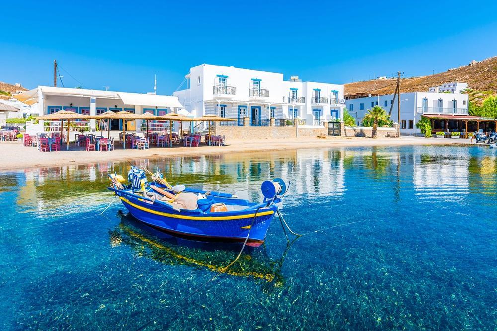 isola di patmos in grecia