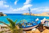 isola di lefkos karapthos
