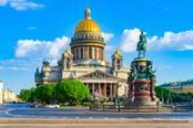 SAN PIETROBURGO – MOSCA