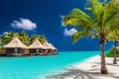 hotel capanne sul mare maldive