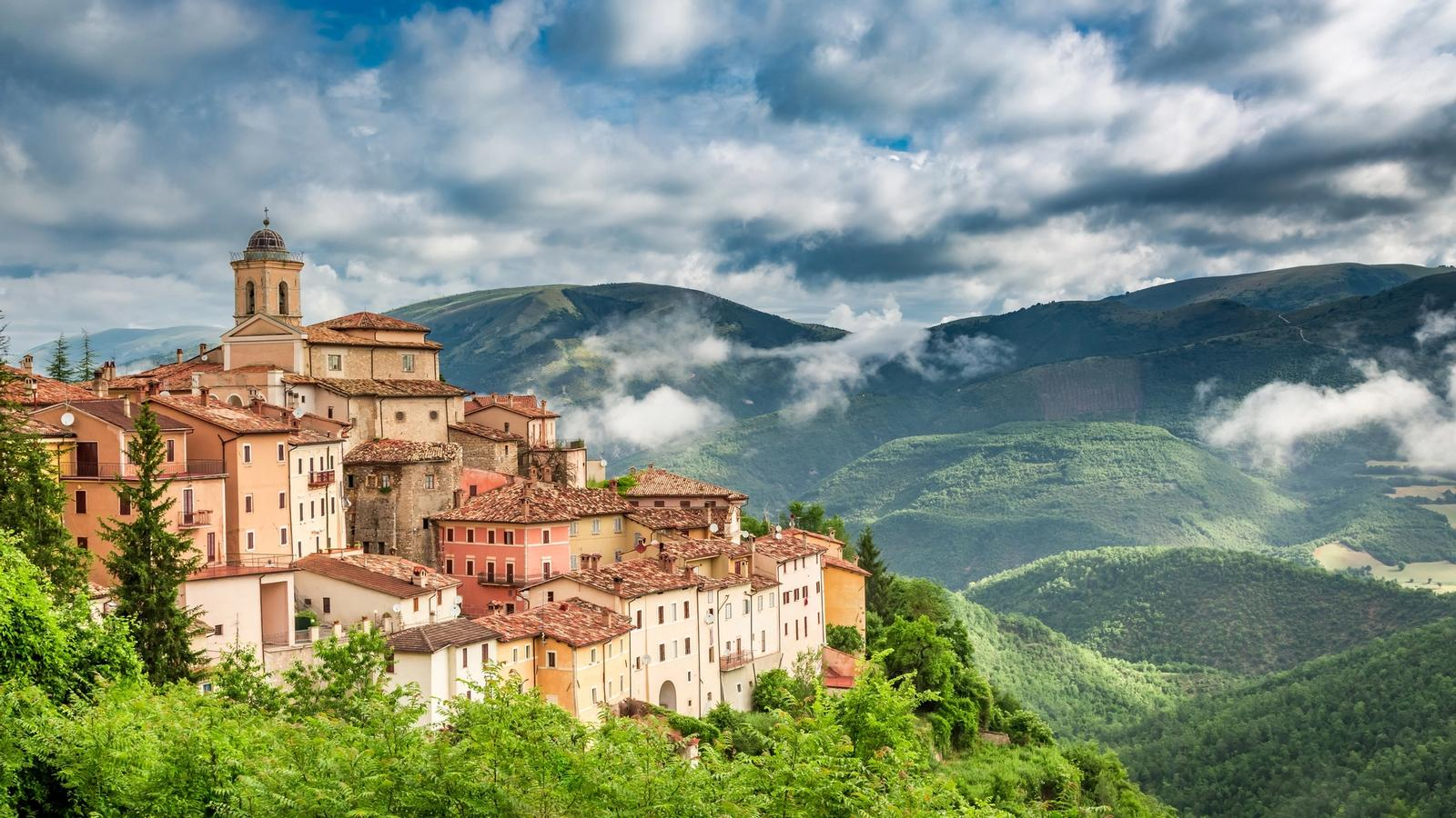 Borgo Medievale Umbro