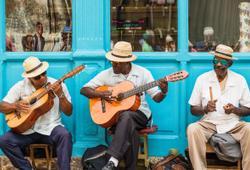 musicisti cubani