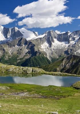 Lago del Monte Cevedale