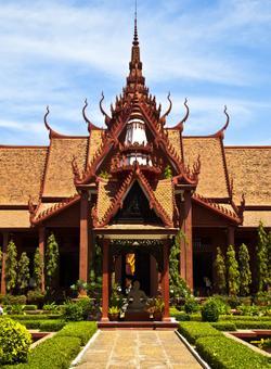 tempio a phnom penh