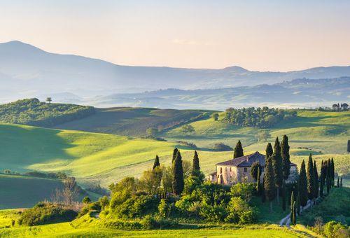 Alla scoperta della Toscana autentica cover