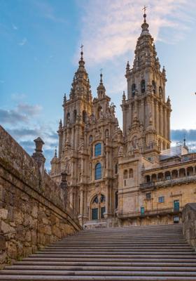 santiago de compostela cattedrale