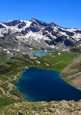 laghi di nivolet valle d aosta