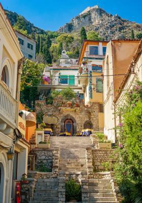 scale di taormina