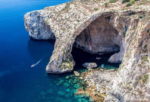 L'isola del cuore: Malta cover