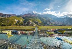 trekking organizzato annapurna