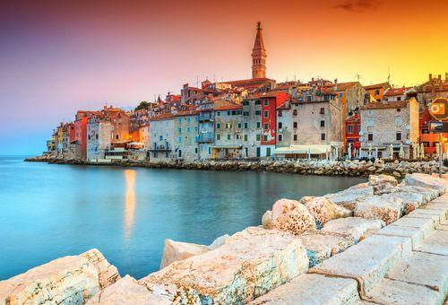 Istria: terra magica cover