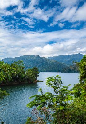 lago parco nazionale belum temenggor
