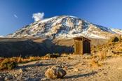 capanna a kibo hut