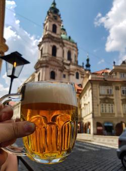 la miglior birra a praga