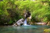 cascate di vallepietra