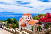 monastero isola di kalymnos