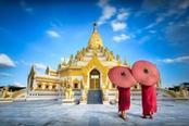 yangon pagoda dorata
