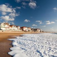 spiaggia di hossegor in francia