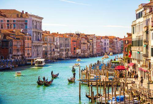 Venezia: I segreti della laguna cover