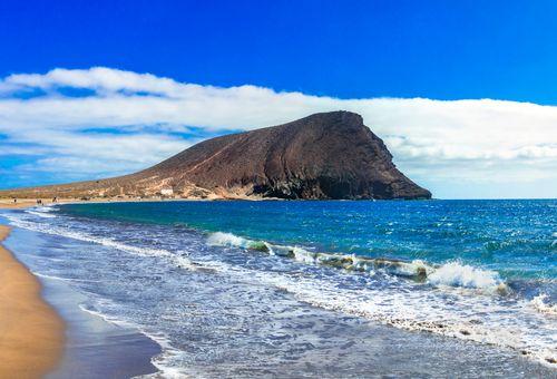 Kitesurf: isola di Tenerife cover