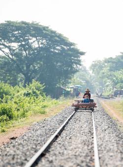 baboo train battambang