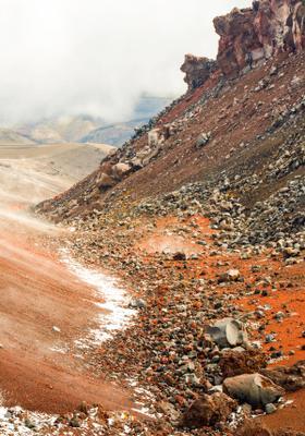 vulcano di cotopaxi