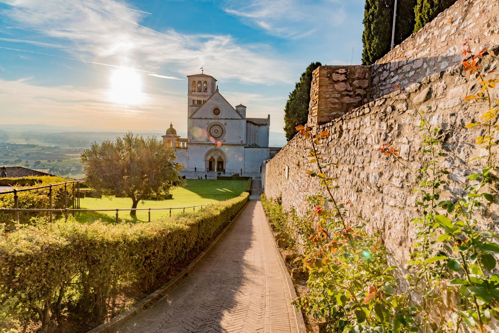 chiesa di san francesco ad assisi