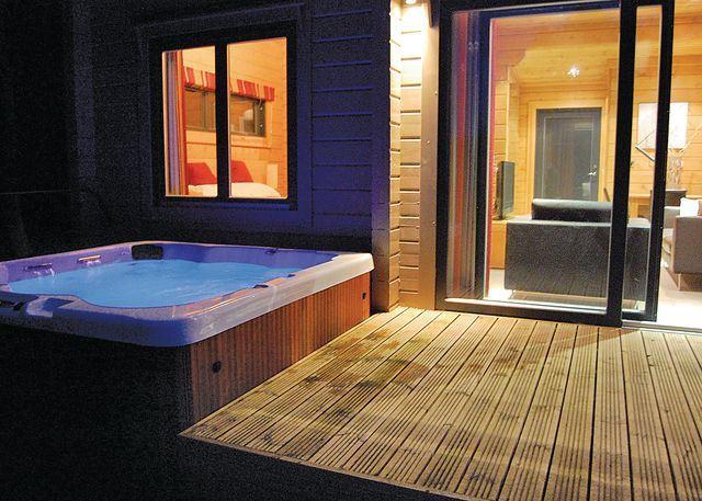 Jacuzzi Bath In Hotel Room Birmingham