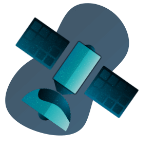 icône satelite