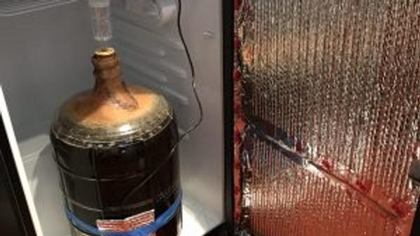 fermentation fridge