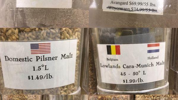 flanders red ingredients