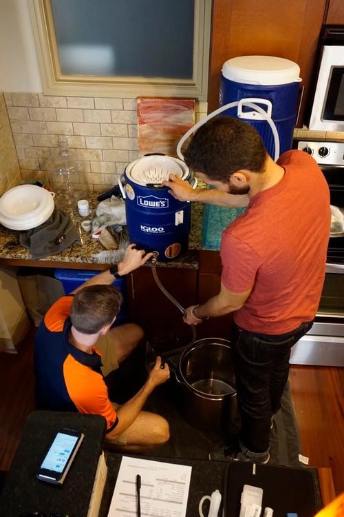 friends brewing