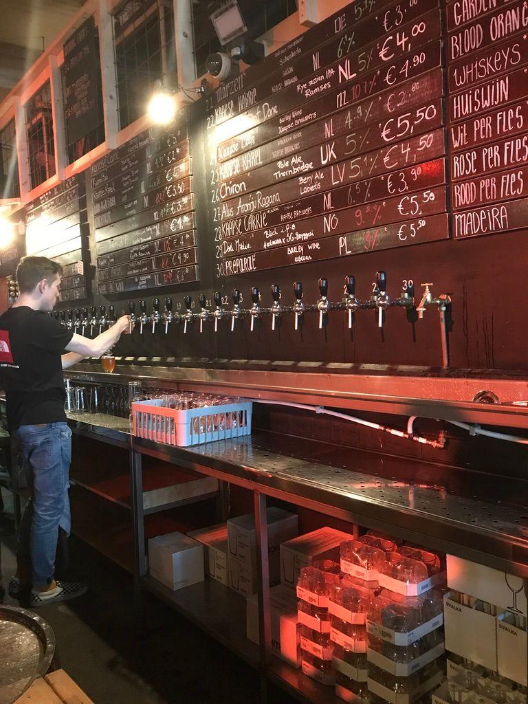 kaapse brewers bar