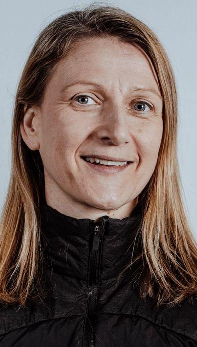 Head shot of a women