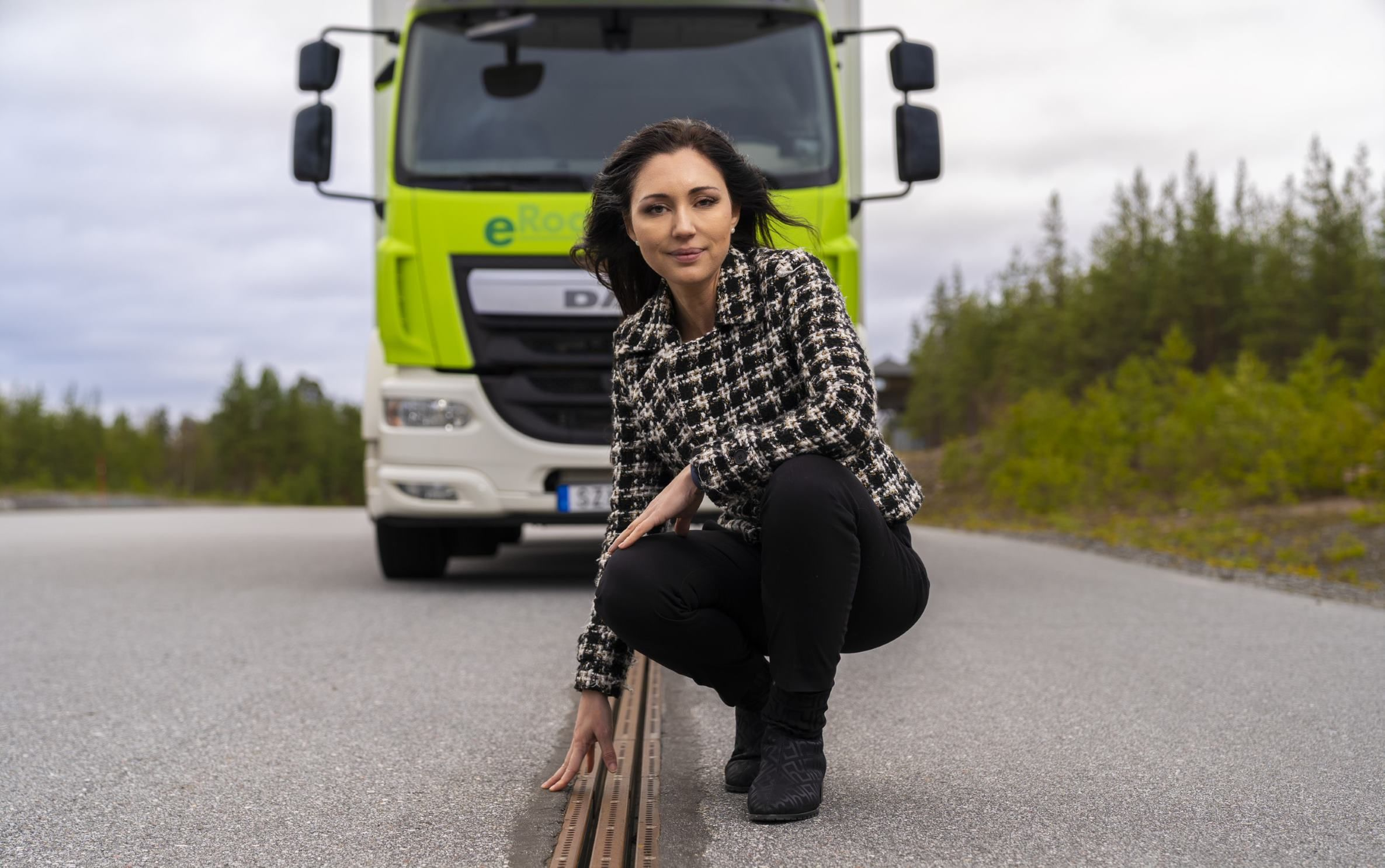 CEO of Evias want to put Swedish Electric Roads on the map