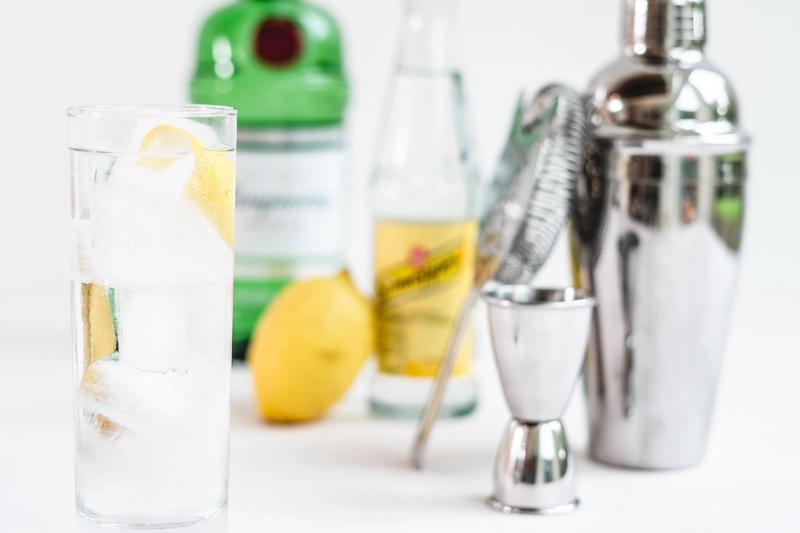 Klassisk Gin Tonic