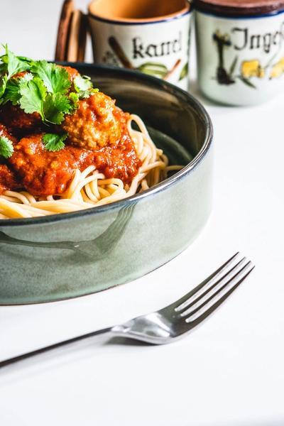 Marokkansk spaghetti