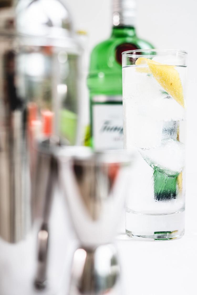 3 cocktails med gin