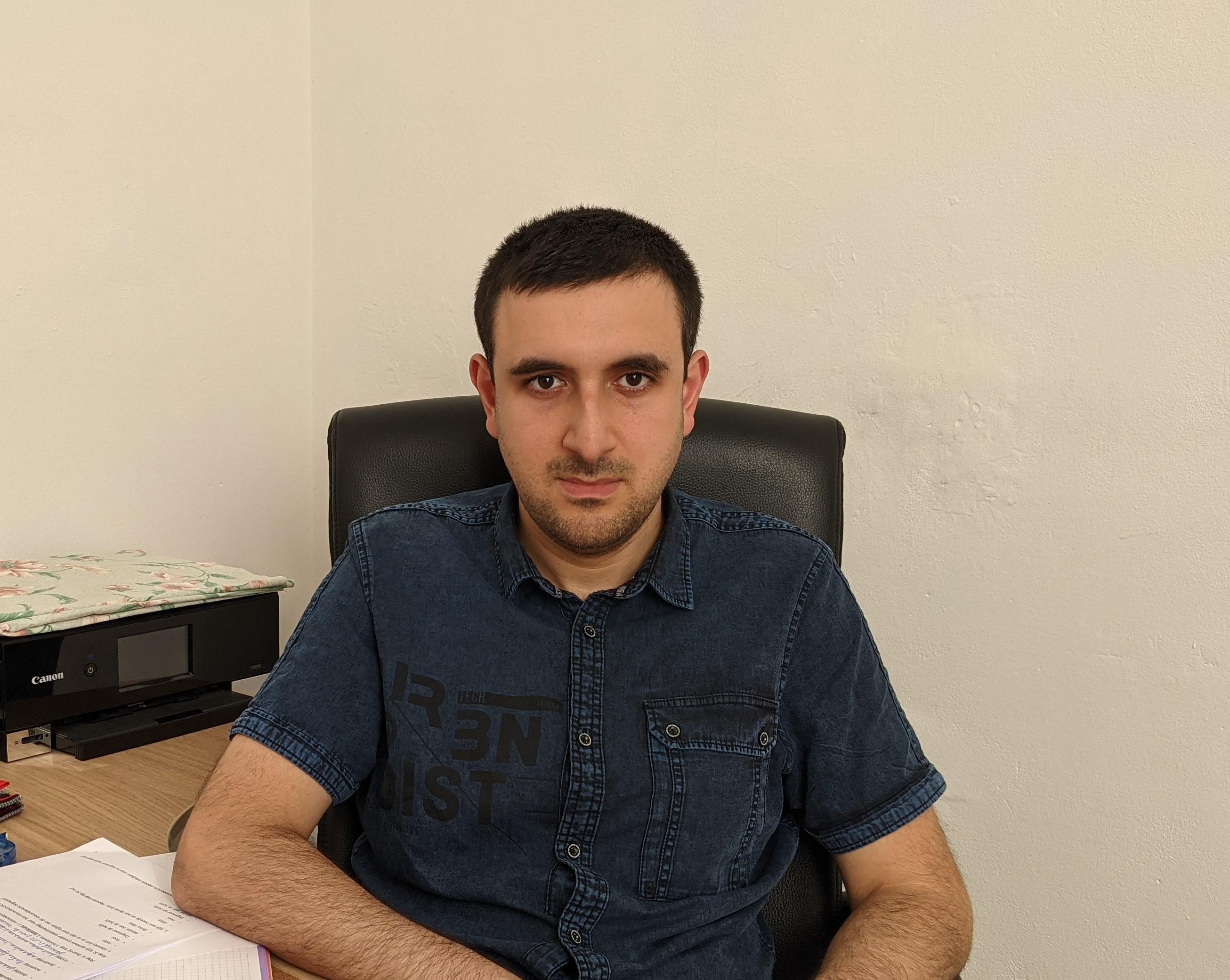 profile picture of Saïd El Boumediani
